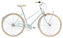 Citybike Creme Cycles Caferacer Lady Uno 3-speed green
