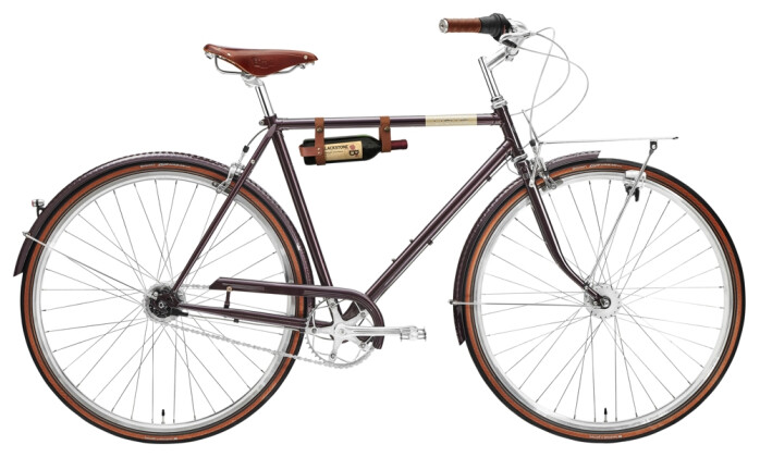 Citybike Creme Cycles Caferacer Man Limited, 7s, Dynamo 2021