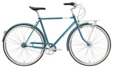 Citybike Creme Cycles Caferacer Man Doppio 7-speed dynamo blue