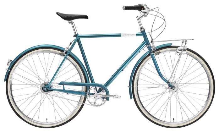 Citybike Creme Cycles Caferacer Man Doppio 7-speed dynamo blue 2021