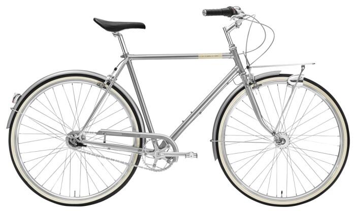 Citybike Creme Cycles Caferacer Man Doppio 7-speed dynamo grey 2021