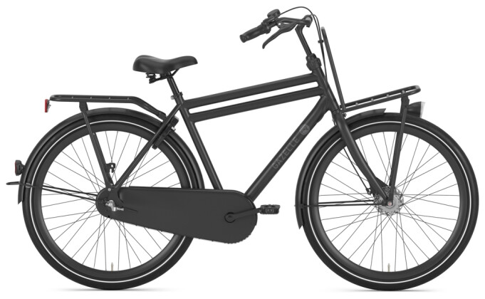 Lastenrad Gazelle PUURNL MIDNIGHT 2021