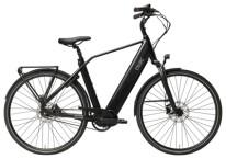 e-Citybike QWIC PREMIUM i MN7+ BELT MALE CHARCOAL BLACK