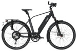 e-Trekkingbike QWIC PERF RD11 SPEED DIAMOND MATTE BLACK