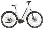 e-Citybike QWIC PREM Q MN8 BELT MT4 LOWSTEP FOG WHITE