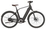 e-Citybike QWIC PREM Q MN8 DIAMOND ASPHALT BLACK