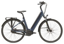 e-Citybike QWIC PREMIUM i MN8C FEMALE MIDNIGHT BLUE