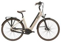 e-Citybike QWIC PREMIUM i MN8C FEMALE MAPLE SAND