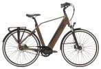 e-Citybike QWIC PREMIUM i MN7+ BELT MALE WALNUT BROWN