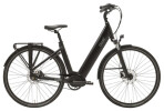 e-Citybike QWIC PREMIUM i MN7+ BELT FEMALE CHARCOAL BLACK