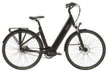 e-Citybike QWIC PREMIUM i MN7+ BELT FEMALE CHARCOAL BLACK