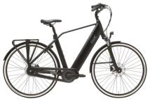 e-Citybike QWIC PREMIUM i MN7+ MALE CHARCOAL BLACK