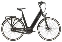 e-Citybike QWIC PREMIUM i MN7+ FEMALE CHARCOAL BLACK