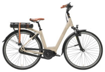 e-Citybike QWIC PREMIUM MN7 HS11 FEMALE MAPLE SAND