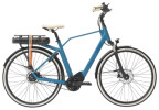 e-Citybike QWIC PREMIUM MA8 TOUR MT4 BELT FEMALE OCEAN BLUE