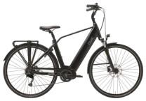 e-Trekkingbike QWIC PREMIUM i MD9 MALE CHARCOAL BLACK