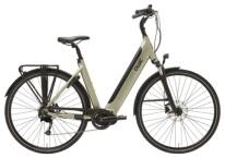 e-Trekkingbike QWIC PREMIUM i MD9 MALE TIMBER GREEN