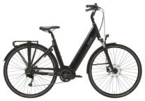 e-Trekkingbike QWIC PREMIUM i MD9 FEMALE CHARCOAL BLACK