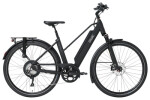 e-Trekkingbike QWIC PERF RD11 TRAPEZ MATTE BLACK