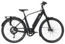 e-Trekkingbike QWIC PERF RD11 DIAMOND MATTE BLACK