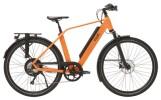 e-Trekkingbike QWIC PERF RD11 DIAMOND DUTCH ORANGE