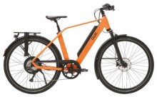 e-Trekkingbike QWIC PERF RD11 DIAMOND DUTCH ORANGE