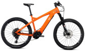 e-Mountainbike Nox Cycles Hybrid XC Trail volcano