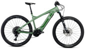 e-Mountainbike Nox Cycles Hybrid XC Trail forest Pro