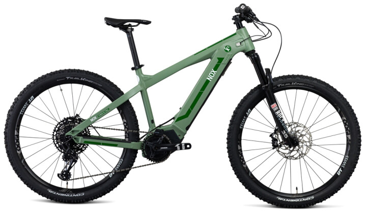 e-Mountainbike Nox Cycles Hybrid XC Trail forest 2021