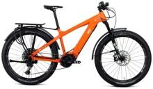 e-Mountainbike Nox Cycles Hybrid XC Tour volcano