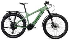 e-Mountainbike Nox Cycles Hybrid XC Tour forest