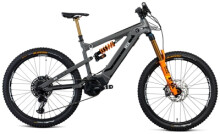 e-Mountainbike Nox Cycles Hybrid Enduro 7.1 stone Pro
