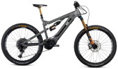 e-Mountainbike Nox Cycles Hybrid All Mountain 5.9 stone Pro