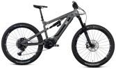 e-Mountainbike Nox Cycles Hybrid All Mountain 5.9 stone