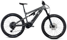 e-Mountainbike Nox Cycles Hybrid All Mountain 5.9 stone