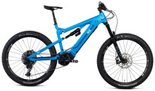 e-Mountainbike Nox Cycles Hybrid All Mountain 5.9 aqua