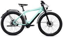 e-SUV Nox Cycles Metropolis mint