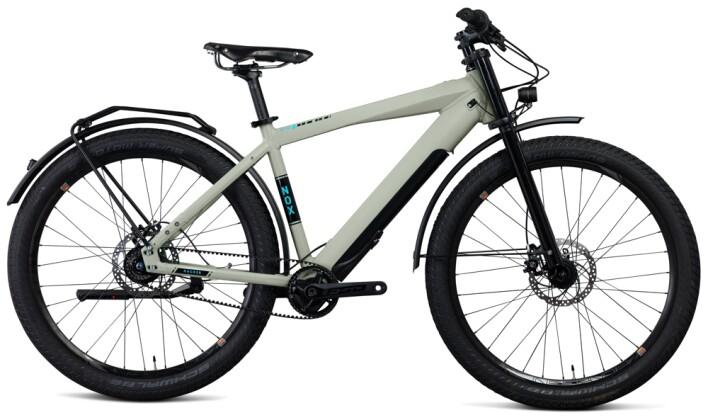 e-SUV Nox Cycles Metropolis Open Source concrete 2021