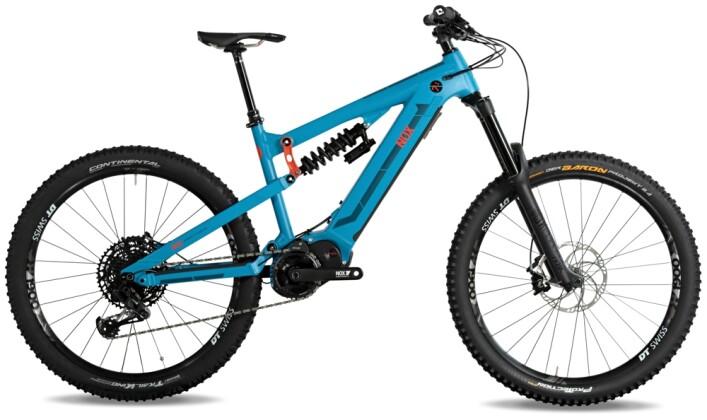 e-Mountainbike Nox Cycles Hybrid Enduro 7.1 ocean 2021