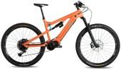 e-Mountainbike Nox Cycles Hybrid All Mountain 5.9 fire