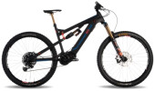 e-Mountainbike Nox Cycles Hybrid All Mountain 5.9 slate Pro