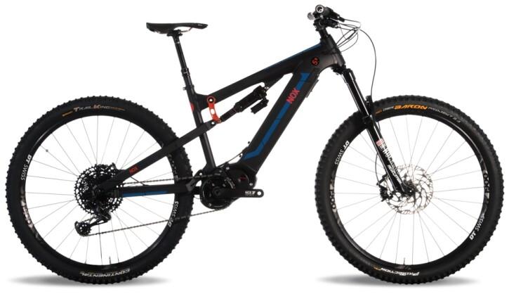 e-Mountainbike Nox Cycles Hybrid All Mountain 5.9 slate 2021