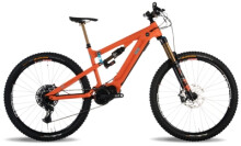 e-Mountainbike Nox Cycles Hybrid All Mountain 5.9  fire Pro