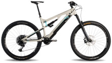 e-Mountainbike Nox Cycles Helium All Mountain 5.9 Open Source granit