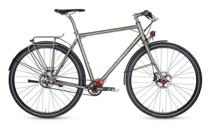 Citybike Böttcher Böttcher Titanium Pinion P1.18 2021