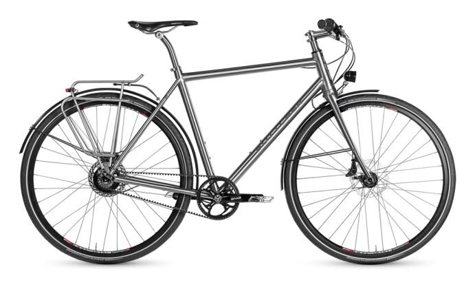 Citybike Böttcher Böttcher Titanium Rohloff 2021