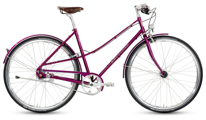 Citybike Böttcher Böttcher Leeds 2021