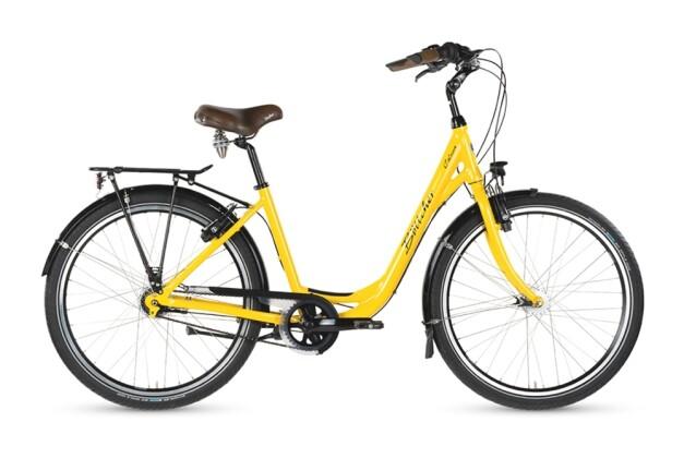 Citybike Böttcher Böttcher Caluna 26 2021