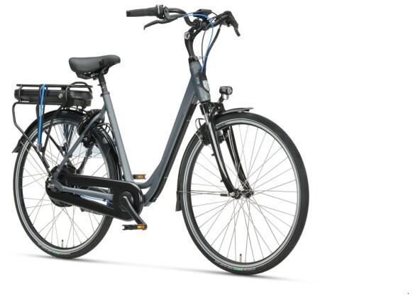 e-Citybike Sparta A-Lane R5e Wave grey matt 2021
