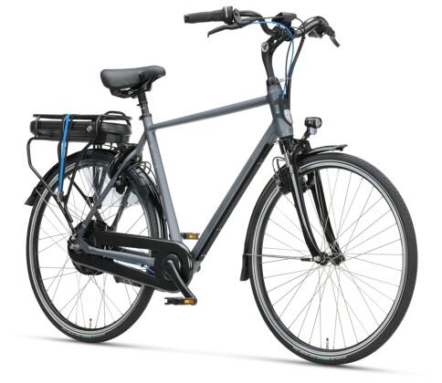 e-Citybike Sparta A-Lane R5e Diamant grey matt 2021
